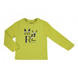 Mayoral Camiseta manga larga básica niño 173