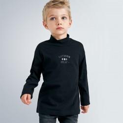 Mayoral camiseta manga larga cuello alto niño 4050