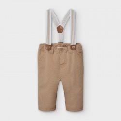 Mayoral Pantalón largo con tirantes bebé niño 10-02565-060