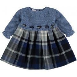 Juliana Vestido bebé niña J2122