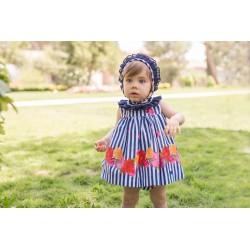 Dolce Petit vestido bebé niña 2155