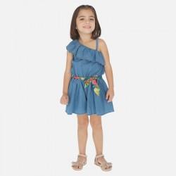 Mayoral Mono tejano niña 3818