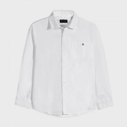 Mayoral Camisa manga larga oxford básica chico 882-28