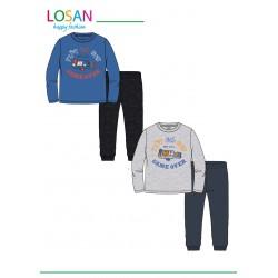 Losan Pijama niño tundosado P002AL