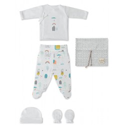 Bimbicasual Set Nacimiento Forest S5M50130