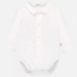 Mayoral Body cuello camisero recién nacido niño 2732