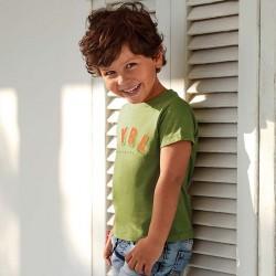 Mayoral Camiseta manga corta smile niño 170