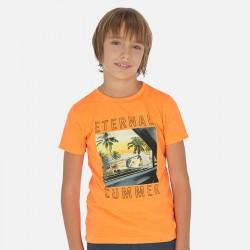 Mayoral Camiseta manga corta eternal summer niño 6063