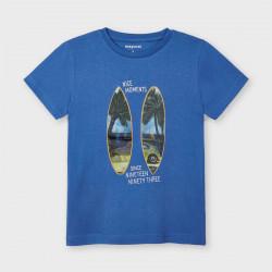 Mayoral Camiseta PLAY WITH lentejuelas 3030