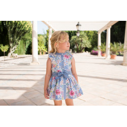 Dolce Petit Vestido Infantil niña 2294