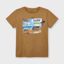 Mayoral Camiseta Surf algodón sostenible Ecofriends 3031