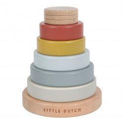 Little Dutch Anillos apilables Pure&Nature LD4703