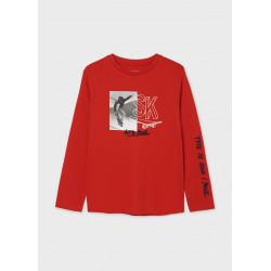 Mayoral Camiseta manga larga ECOFRIENDS skate chico 7019