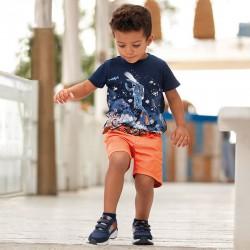 Mayoral Bermudas 5 bolsillos niño 3257