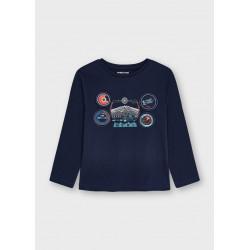 Mayoral Camiseta ECOFRIENDS manga larga play with niño 4090