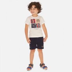Mayoral Bermudas granito niño 3261