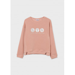 Mayoral Sudadera soft touch chica 7428