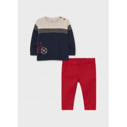 Mayoral Conjunto pantalón largo jersey bebé niño 2538