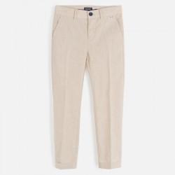 Mayoral Pantalón largo chino tailoring slim fit niño 6518