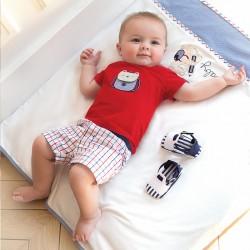 Mayoral Conjunto camiseta y pantalón corto bebé niño 1259